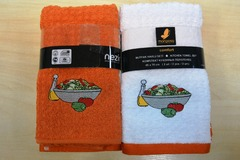 Mariposa Набор полотенец для кухни 45х70 003 салат