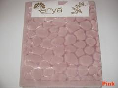 Коврик Arya 70х120 Cakil розовый