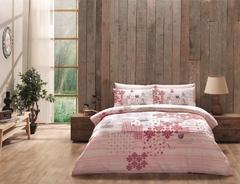 Постельное белье ТАС Ранфорс Armina v02 розовый