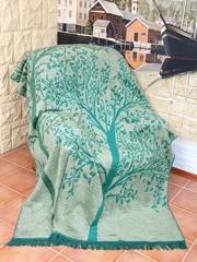 Lotus Плед 150Х200 AUSTIN V3 зеленый