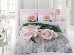 Постельное белье Cotton box Floral Seri 3D Anna