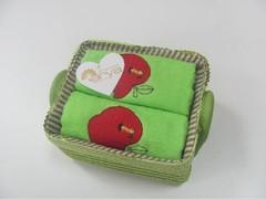 Полотенце Arya 40х60 Aple зеленый