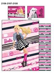 Постельное белье ТАС Disney Barbie Dollicious