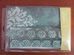 Шторки для ванной Arya 180х180 Beauty