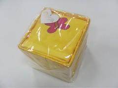 Полотенце Arya 40х60 Butterfly желтый