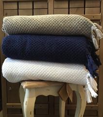 Buldans полотенце 90х150 CAKIL BROWN