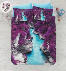 Постельное белье Cotton box 3D Living Earth Canyon