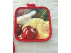Прихватки Arya 17х17 Cherry