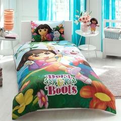 Постельное белье ТАС Disney Dora & Boots