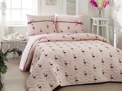 Eponj Home Покрывало 200Х220 Flamingo Pudra