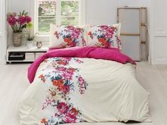 Постельное белье Gokay Ranforce семейный Floral