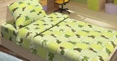 Постельное белье Lotus Ранфорс Jojo зеленый