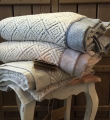 Buldans полотенце 90х150 KNIDOS POWDER