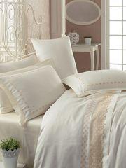 Постельное белье Cotton Box Сатин с вышивкой Lace