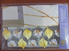 Шторки для ванной Arya 180х180 Leaf