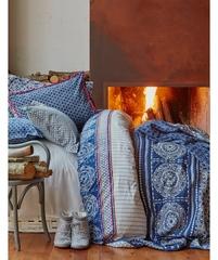 Постельное белье Karaca Home Ранфорс Navy Blue