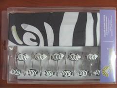 Шторки для ванной Arya 180х180 Paula