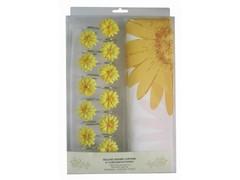 Шторки для ванной Arya 180х180 Sunflower