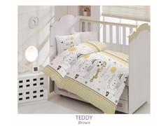 Постельное белье Arya Ранфорс для новорожденных Teddy