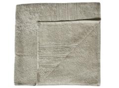 Полотенце Arya Бамбук 70х140 Alice бежево-серый