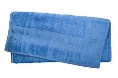 Hanibaba Полотенце Бамбук 50х90 Голубой