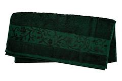 Hanibaba Полотенце Бамбук 50х90 Темно-зеленый