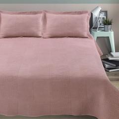 Arya Покрывало Стеганное 180x240 Elexus розовый