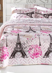 Eponj Home Покрывало 200Х220 Fromparis pembe