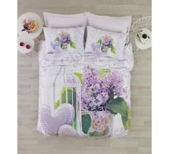 Постельное белье Cotton box Floral Seri 3D Lily