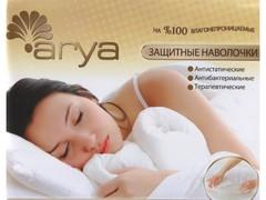 Чехол для подушки Arya Delux на молнии 70х70