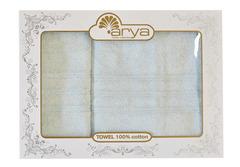 Набор полотенец Arya Бамбук 50х90 - 70х140 Alice мятный
