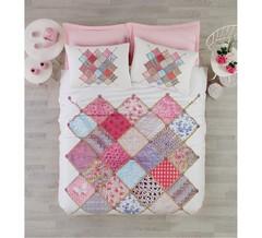 Постельное белье Cotton box Floral Seri 3D Nataly