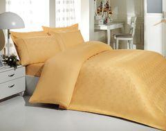 Постельное белье Mariposa De Luxe Tencel Бамбук Жаккард семейный Natural Life Gold v6