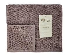 Полотенце Arya 30х50 Arno пурпурный