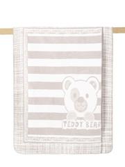 Arya Плед Хлопок детский 100Х120 Teddy Bear