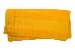 Hanibaba Полотенце Бамбук 50х90 Желтый